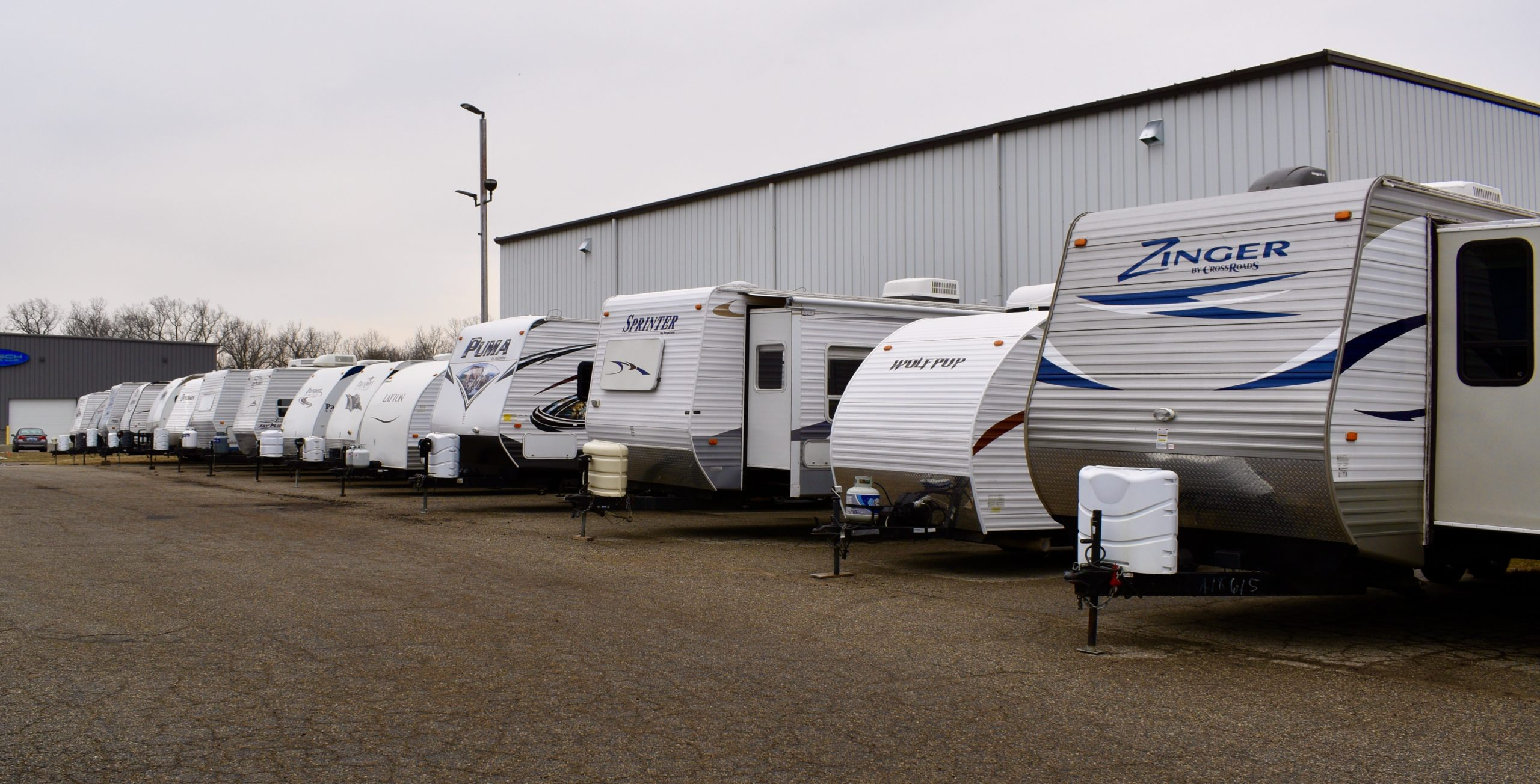 Trailers for Sale Michigan