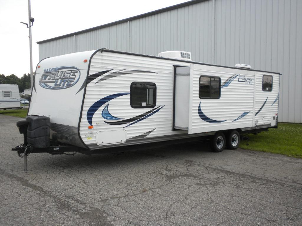 Get quality made used RV sales Michigan